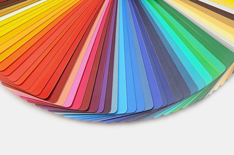 Färgschemat