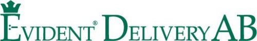 Evident Delivery logotyp