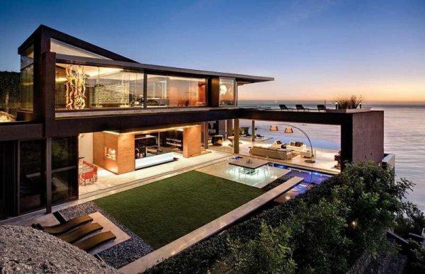 Snyggt hus