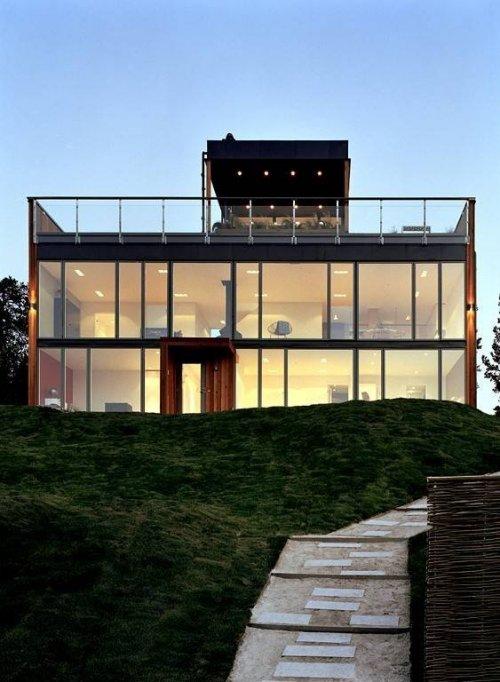 Gert Wingardh hus