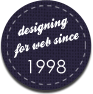 designing for the wbe since 1998