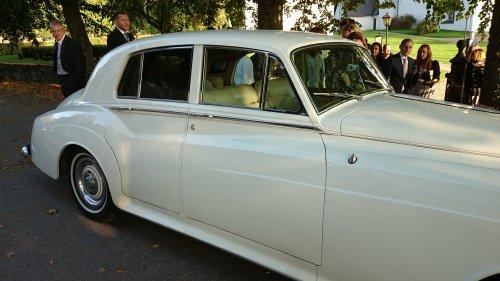 Lisen och Peters bröllop