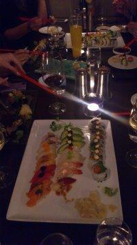 Sushi i Sthlm
