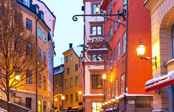 restaurang gamla stan