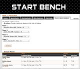 2014 Fantasy Football Start and Bench Analyzer