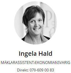 Ingela Hald