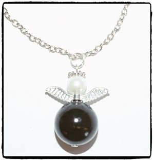 Halsband - Azrael Ängel