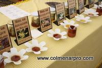 Miel de Malaga en la XI Fiesta del Mosto y la Chacina de Colmenar