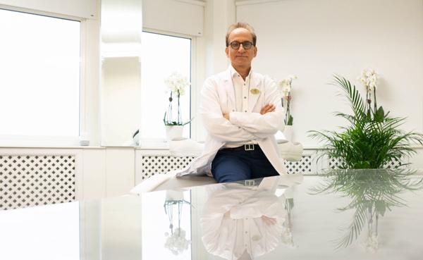 Dr Adel arbetar med Fillers i Stockholm
