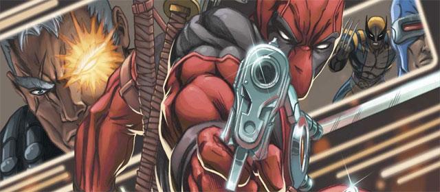 Deadpool-filmen är fortfarande på väg