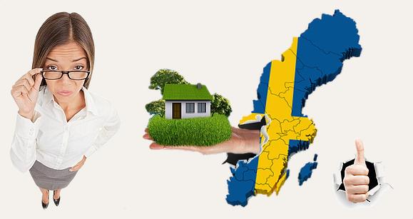 Wszystko na temat jak kupić nieruchomość w Szwecji