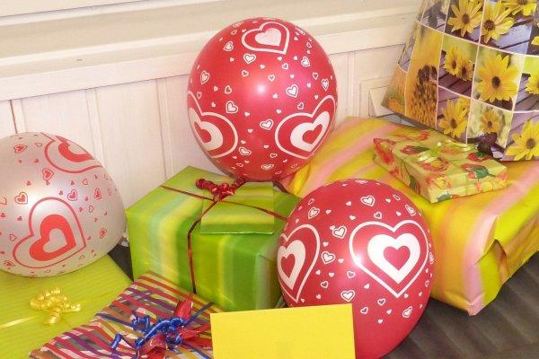 presenter till födelsedag