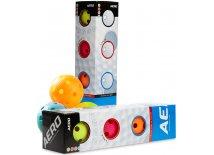 Florbalové míčky Salming AERO 4-pack (barevné)