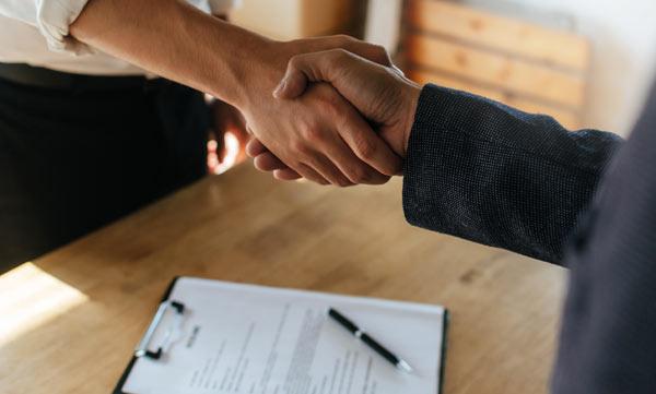 avtal mellan hyresvärd och hyresgäst