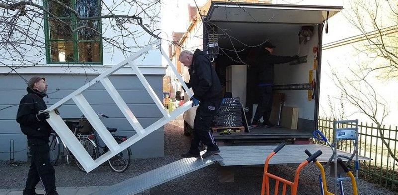 Vår flyttfirma i Stockholm hjälper dig som ska byta bostad.
