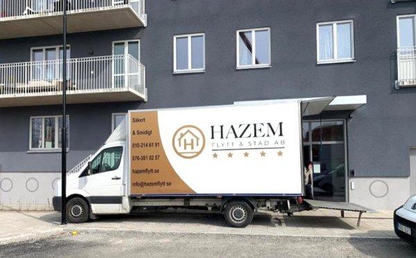 En effektiv, säker och smidig flyttfirma i Västerås!