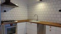 Flyttstädning av kök i Strängnäs