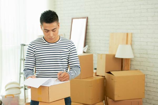 checklista vid flytt