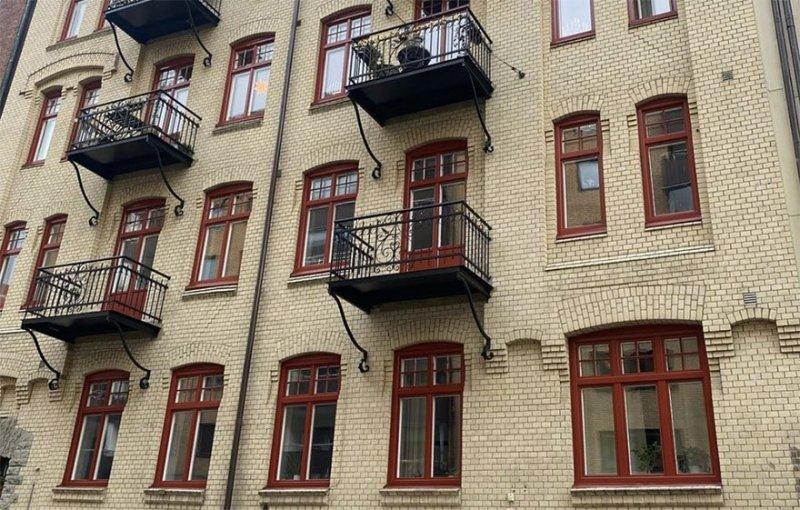 Vi utför trygga fönsterbyten för Brf i Göteborg på plats.