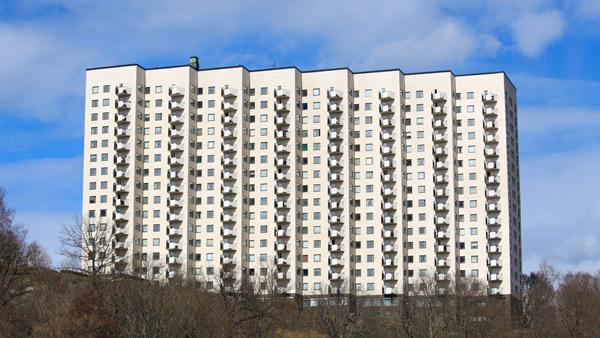 60-talshus i Stockholm