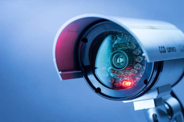 kameraövervakning för företag