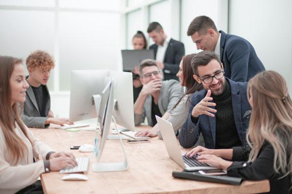 personal under en företagsrekonstruktion