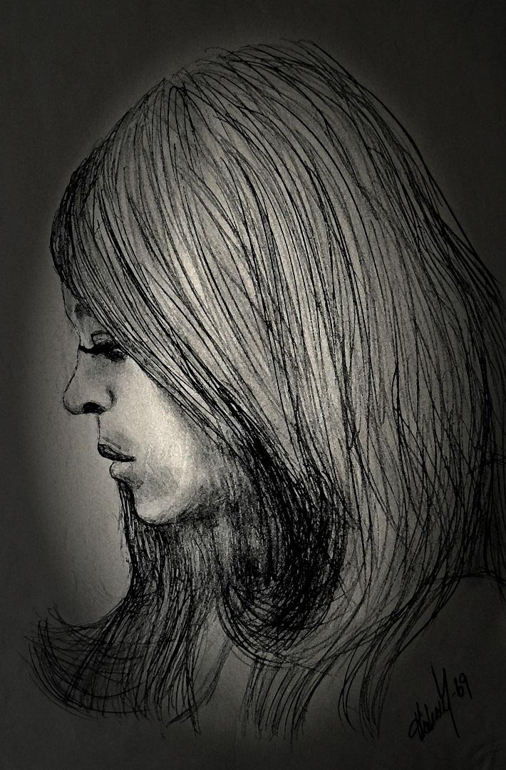 Karlin, porträttkonst | FSF Fotografer och fotokonst