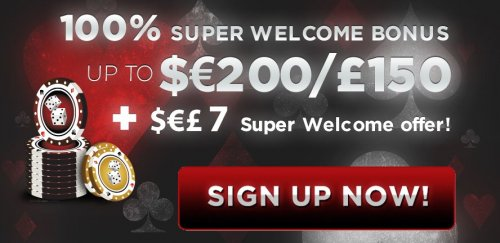 Free bonus at new casino Next Casino!