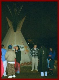 Ceremonial Tipi
