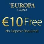 Free bonus Europa Casino