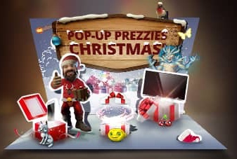 Christmas promotion at casinoluck