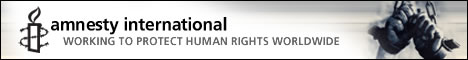 Amnesty International - Working to protect human rights worldwide