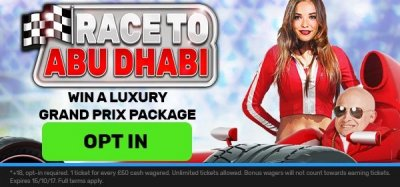 win a trip to Abu Dhabi with BGO