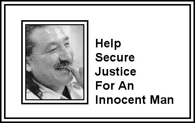 Help Secure Justice For An Innocent Man