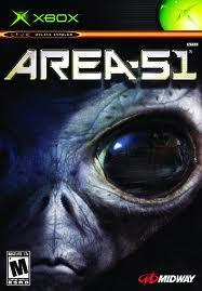 Area 51 - Xbox (käytetty)