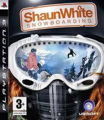 Shaun White Snowboarding - PS3 (käytetty)