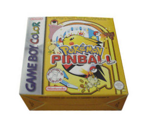 Pokemon Pinball - GBC (käytetty)