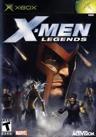 X-Men Legends - Xbox (käytetty)