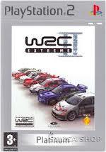 Wrc II Platinum - PS2 (käytetty)