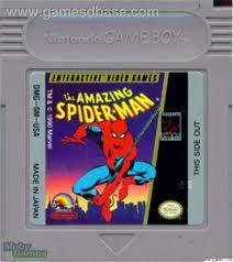 Amazing Spider-man (L) - Gameboy (käytetty)