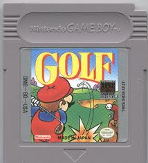 Golf (L) - Gameboy (käytetty)
