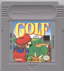 Golf (L) - Gameboy (käytetty)