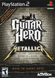 Guitar Hero Metallica - PS2 (käytetty)