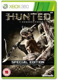 Hunted The Demons Forge - Xbox 360 (käytetty)