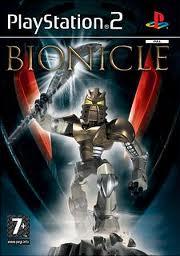Lego Bionicle (ei ohjeita) - PS2 (käytetty)