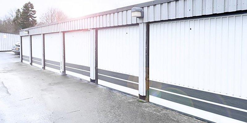 Garageportar i Värmland vi har monterat.