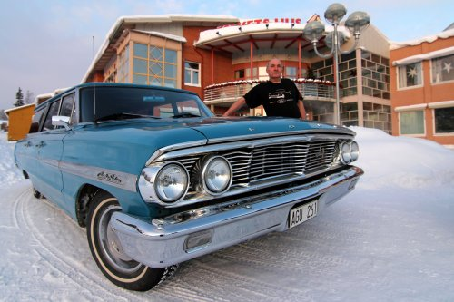 Ford Contry Sedan 1964