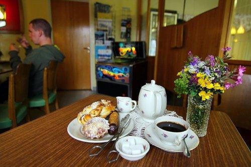 Halla 50-tals Cafe