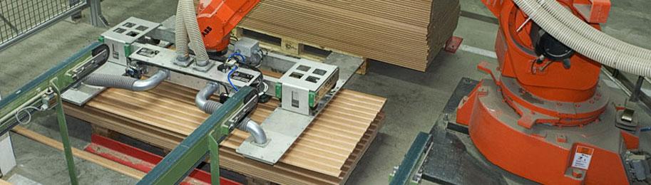 Vill du se hur vår moderna produktionsanläggning ser ut i verkligheten, välkommen in!