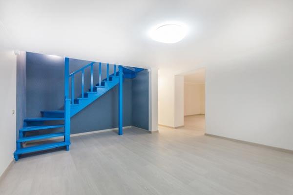 golv i källaren